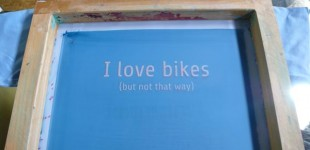 Love bikes screen