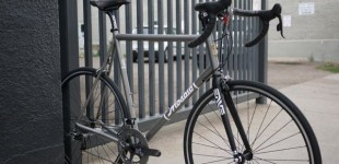 Mosaic Ti Road Bike