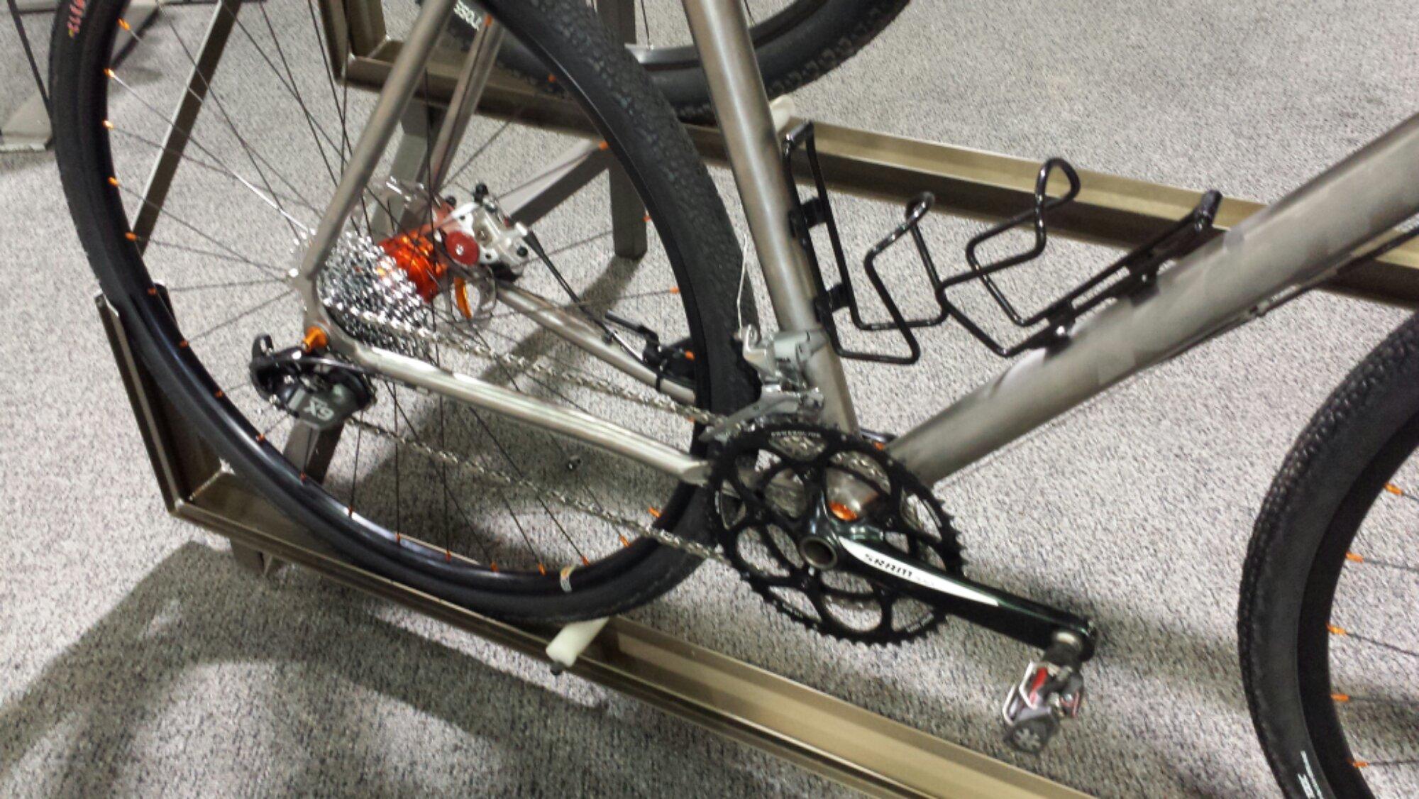 Salvagetti Bicycle Workshop   303-691-5595   Denver, CO   Kona Rove ...