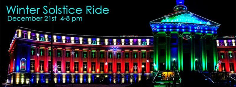 BikeDenver Solstice Ride 2014